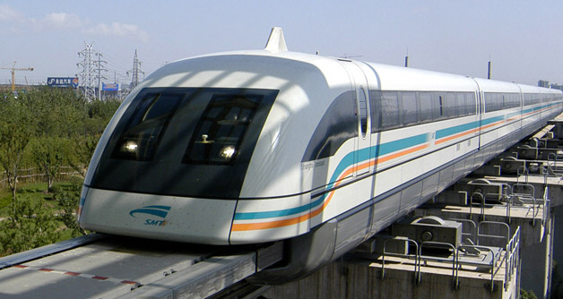 Read more about   high-speed Maglev Monorails